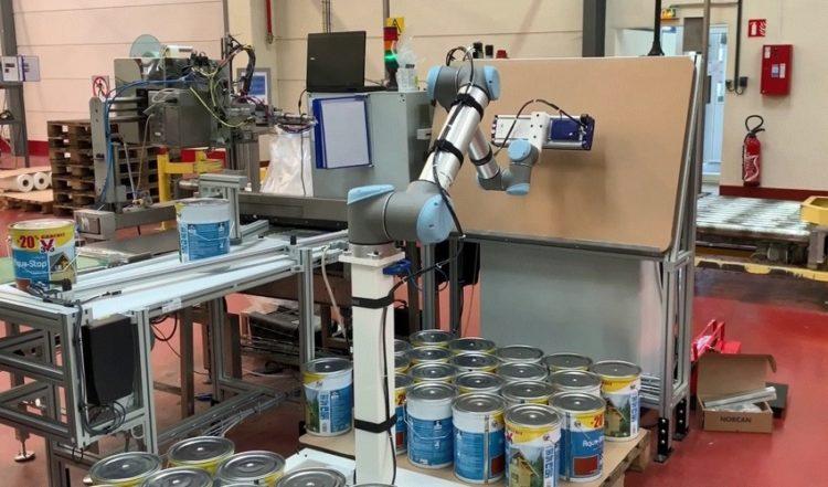 robotique collaborative