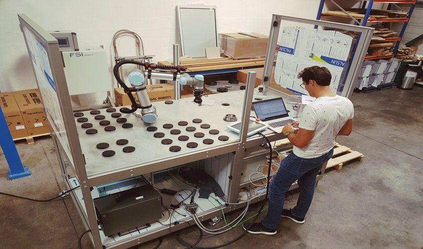 Intégration robotique Universal Robots