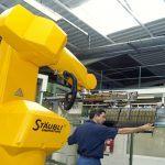Intégrateur robotique Stäubli