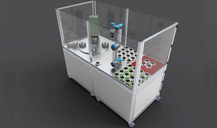 Cellule robotique Universal Robots