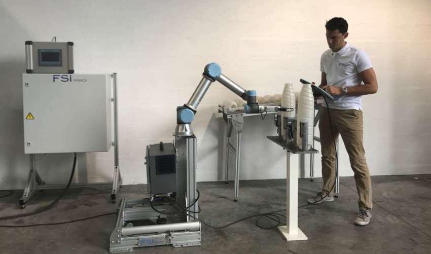 Robot poly-articulés 6 axes