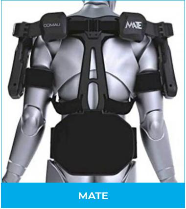 Exoskeleton COMAU